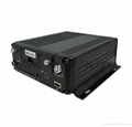 4CH 1080P HD HDD MOBILE NVR Support