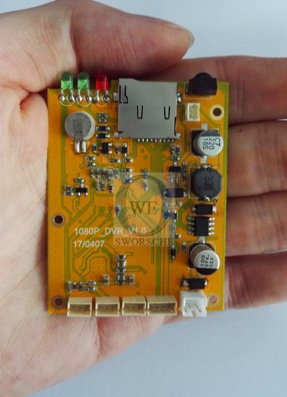 hd1080p cctv board 1ch