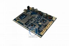 CCTV DVR Module Board 2CH Input
