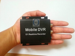 Taxi DVR Recorder with Motion Detection