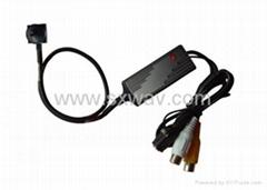 1/3 SONY 420TVL彩色超微型CCD攝像機