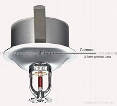 供應新款監控攝像頭 偽裝型 噴頭型 天花板攝像機 監控攝像機