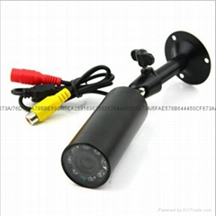 mini ir led bullet Camera,color ccd ir mini bullet camera,10pcs IR LEDs