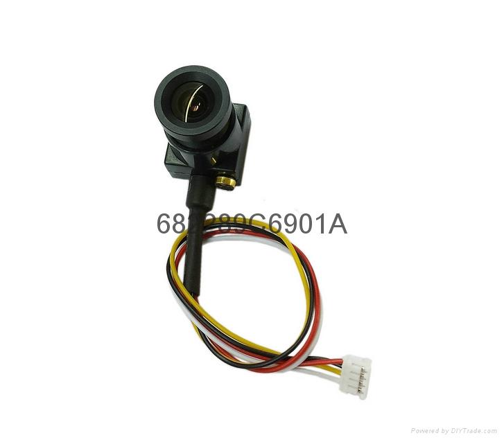 700线高清航模摄像头 FPV航拍摄像机 专业定制 按客户要求 1