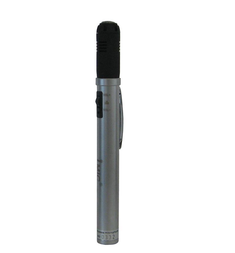 笔型无线麦克风话筒 1