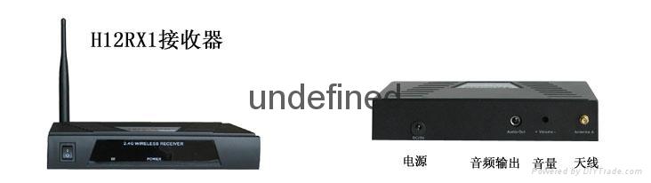 单频2.4G无线麦克风 3