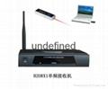 2.4G无线话筒可激光指示遥控
