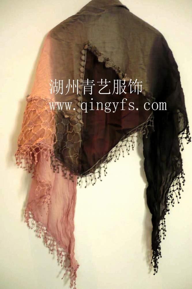 围巾吊染 3