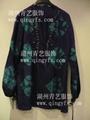 成衣QY服飾特殊扎染加工 2