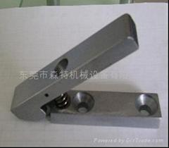 PCB和CCL壓機承載盤底盤上彈簧夾防滑塊