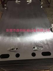 壓機TU430壓合承載盤蓋板