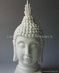 人造漢白玉石雕塑