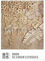 上海砂岩浮雕