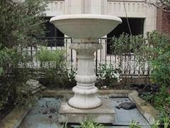 定制 园林景观雕塑 砂岩景观雕塑 小区水景雕塑 来图定制