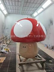 上海玻璃钢雕塑公司 制作 玻璃钢卡通雕塑 彩绘雕塑