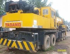 TADANO 50 tons crane