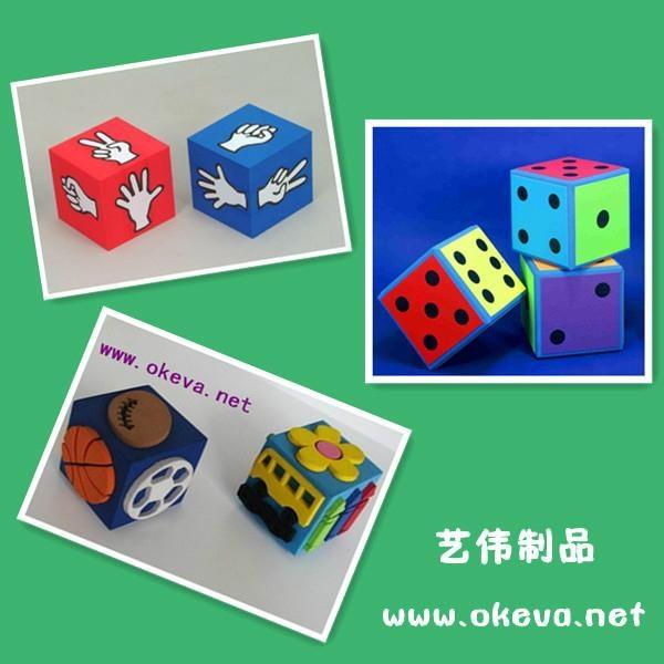 EVA骰子 1