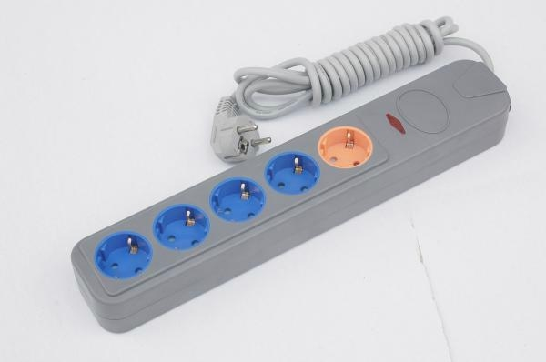 Smart and energy saving sockets series 3
