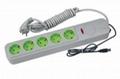 Smart and energy saving sockets series 4