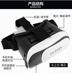 3D VR Box Virtual Realit