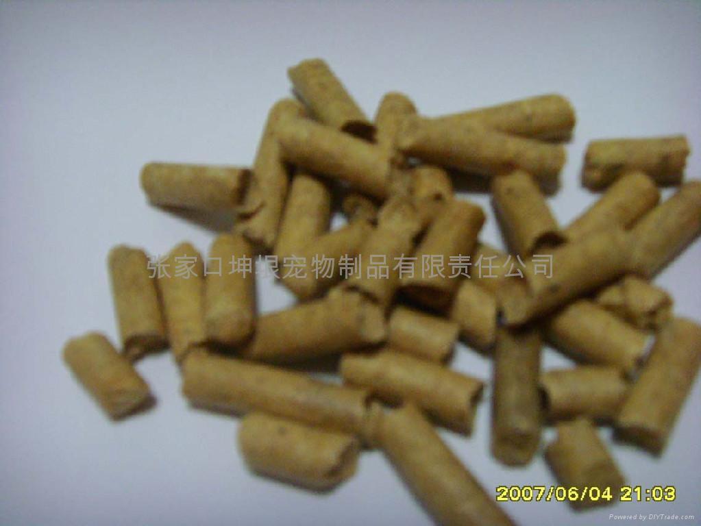 Cat Litter (Wood flour) 1