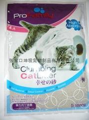 5L No dust cat litter
