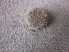 0.5mm-1.5mm irregular cat litter