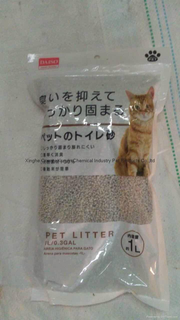 1L no dust ball cat litter