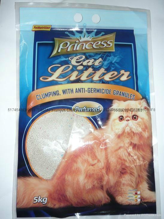 5kg 香味圆球猫砂 1
