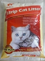 5L strip  cat litter
