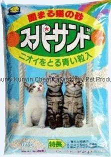 10L Irregular  cat litter