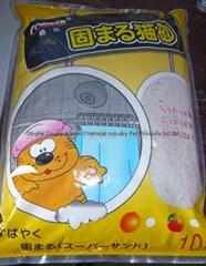 10L spherical cat litter 0.5mm-1.5mm