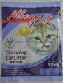 5L lavender flavor strip cat litter