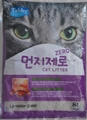 4L dust free spherical cat litter