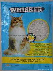 10L No dust Ball  cat litter