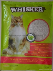 8kg irregular cat litter