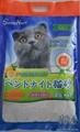 10L dust free strip cat litter