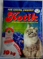 10KG mint flavor ball cat litter