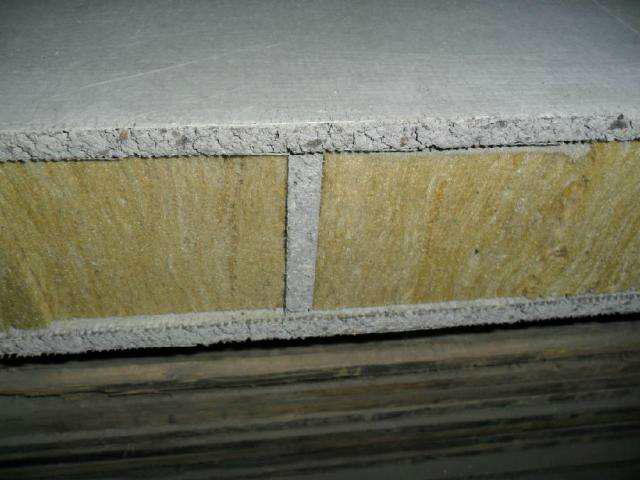 复合岩棉保温板 1
