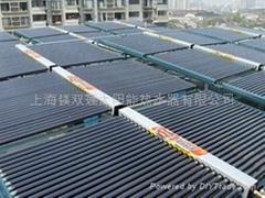 大型太阳能热水器工程