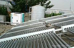 太阳能热水器采暖