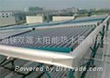 电辅助加热太阳能