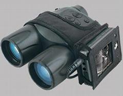 育兰YUKON 5x42 Video Kit带液晶屏红外微光