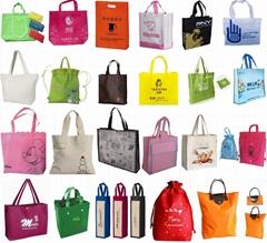 non-woven  bags & tote bags