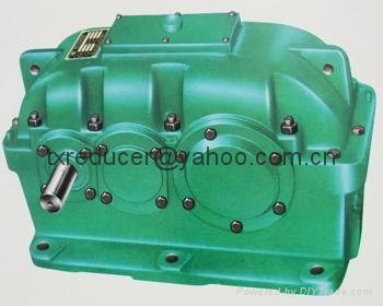 ZLY reducer gearbox Hard gear face cylindrical gear speed reducer 1