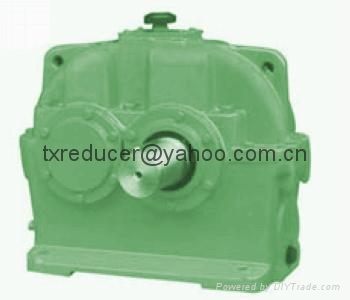ZDY reducer gearbox Hard gear face cylindrical gear speed reducer 1