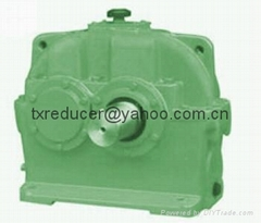 ZDY reducer gearbox Hard gear face cylindrical gear speed reducer
