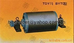 Cycloidal pinwheel style electric roller