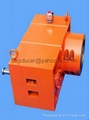 ZLYJ reducer gearbox Hard gear face speed reducer for extruder 2
