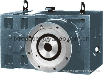 ZLYJ reducer gearbox Hard gear face speed reducer for extruder 4